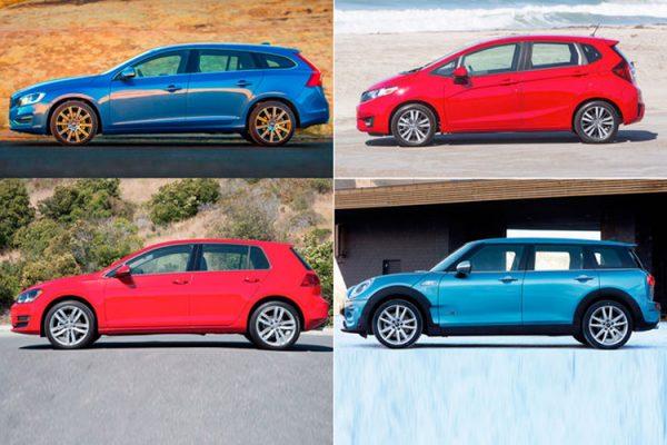 معرفی بهترین خودروهای هاچ بک با قابلیت محرک تمام چرخ ۲۰۱۹