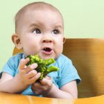 عادات غذایی کودک در سنین یک تا سه سالگی