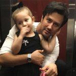 علت اینکه شاهرخ استخری نمی خواهد عکس همسرش منتشر شود!