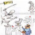کاریکاتور ادعای عجیب افتخاری درباره جباری!