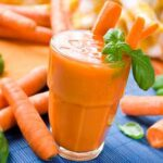 خواص شگفت انگیز آب هویج