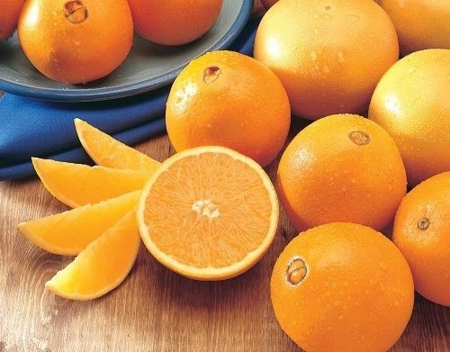 مصرف پرتقال