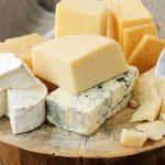 ۷ خواص پنیر