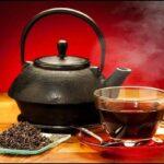 عواض مصرف چای جوشیده