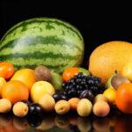 رژیم میوه و سبزیجات در فصل تابستان