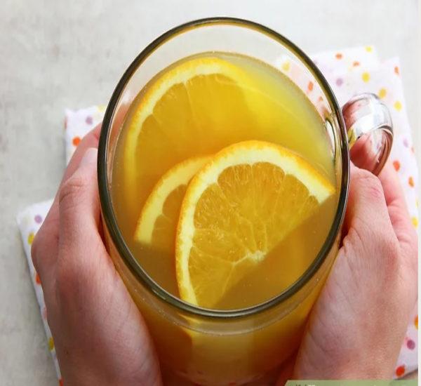 خواص دمنوش پوست پرتقال