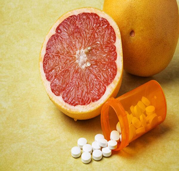 تداخلات دارو و غذا