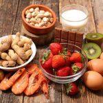 با انواع غذاهای آلرژی زا آشنا شوید