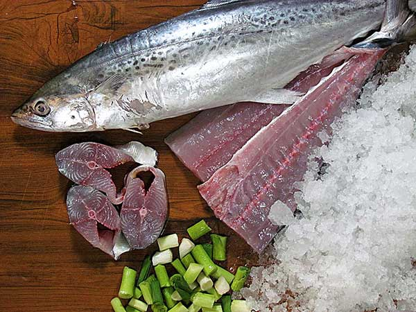 خواص ماهی برای سلامت بدن