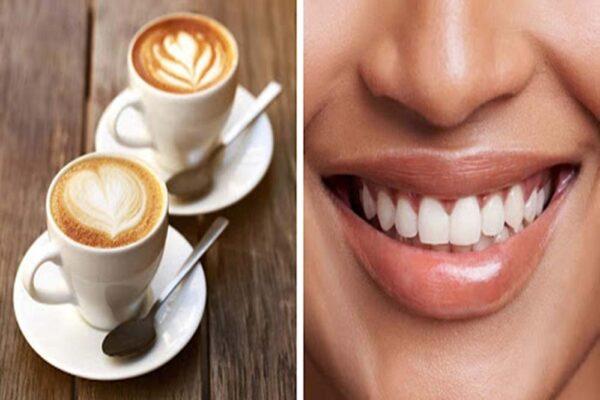 اثرات قهوه بر سلامت دندان