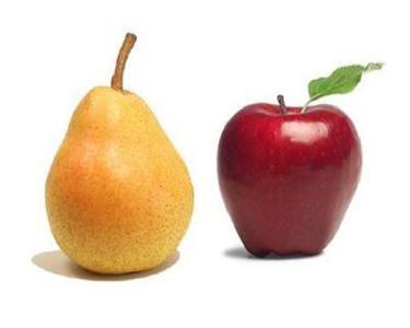 خواص سیب و گلابی