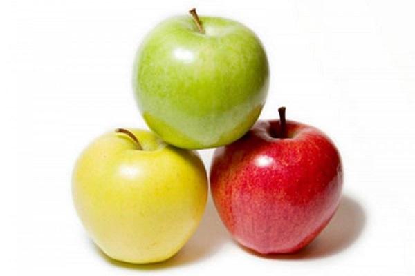 سیب قرمز، سبز یا زرد؟ کدامیک را بخوریم؟