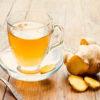 دمنوش مفید زنجبیل برای مقابله با بیماری در پاییز!