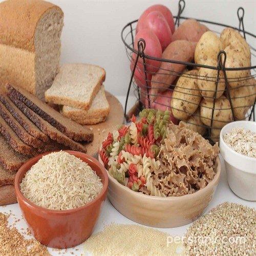 مواد غذایی حاوی نشاسته را بشناسید