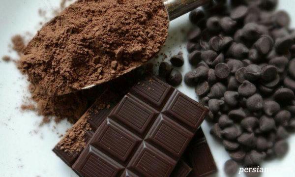 فواید بیشمار شکلات سیاه برای بدن از بهبود عملکرد مغز تا خواص دیگر