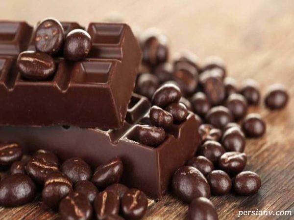 فواید شکلات سیاه