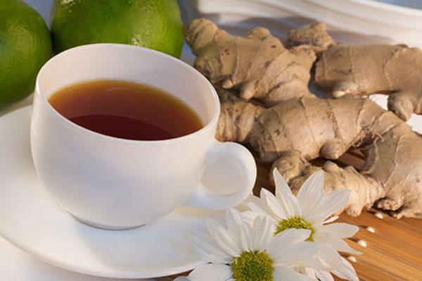 چای زنجبیل و لیموترش بخورید تا لاغر شوید + طرز تهیه