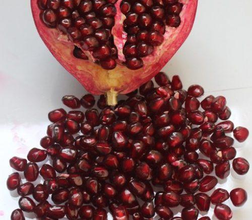 فواید مصرف انار
