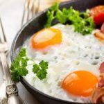 تخم مرغ بخورید تا استرس نداشته باشید   ده فایده مهم تخم مرغ