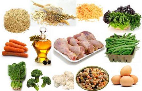 مواد غذایی ضروری برای 45 ساله ها