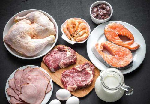 مواد غذایی حاوی ویتامین B