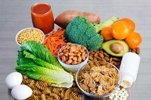 ویتامین B در چه مواد غذایی موجود است؟
