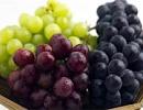 خواص رنگهای متنوع انگور