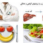 بیماریهای کبد را با این مواد خوراکی درمان کنید