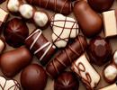 یک خبر خوب برای شکلات خورها