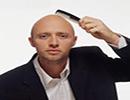 روشی ساده برای درمان ریزش مو