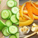 پوست این میوه ها برای سلامتی مفید هستند/چگونه باید پوست میوه ها را بخوریم؟