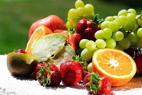 رنگ میوهها چه خواصی دارند؟