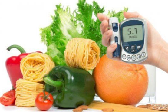 ماده غذایی برای دیابتی ها