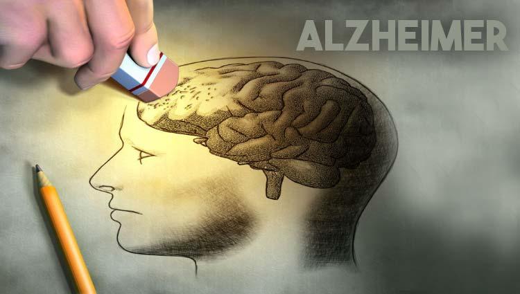 آلزایمر با سبزی سرشار از آهن
