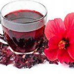 مهار کلسترول بد خون با چای ترش