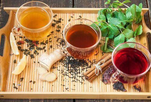 چای مناسب کاهش وزن