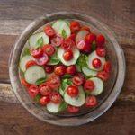 خواص گوجه فرنگی | در چه سالاد و غذاهایی مصرف کنیم تا لاغر شویم؟ + تصاویر