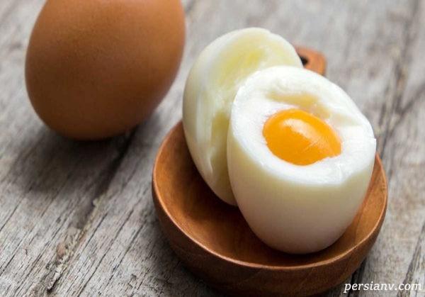 خوردن زیاد تخم مرغ
