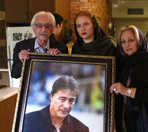 دختر ناصر حجازی از زندگی بدون پدرش میگوید