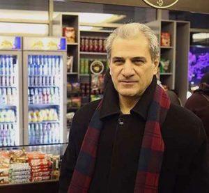ناصر هاشمی بازیگر از زندگی خصوصیش میگوید او امروز تولدش است