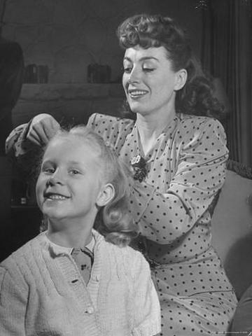 زندگی دختر جوآن کرافورد