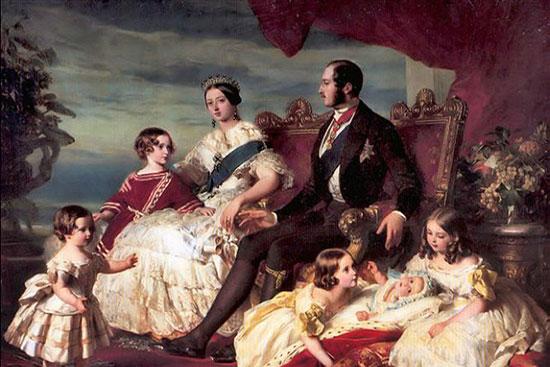 گذری بر زندگی ملکه ویکتوریا