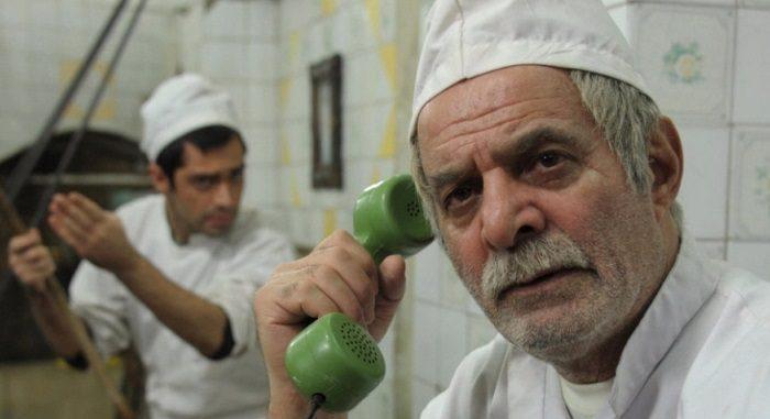 گفتوگو با سیروس گرجستانی