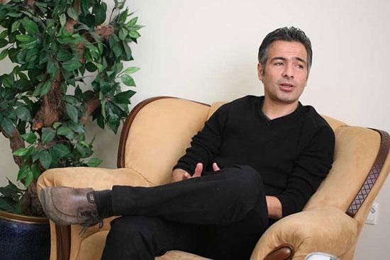 گفتگو با علیرضا اکبرپور
