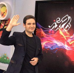 سعید شیخزاده مجری بازیگر و دوبلور از زندگی خصوصیش میگوید