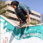 گفتگو با فاطمه اکرمی دختر پارکور کار ایرانی درباره زندگیش
