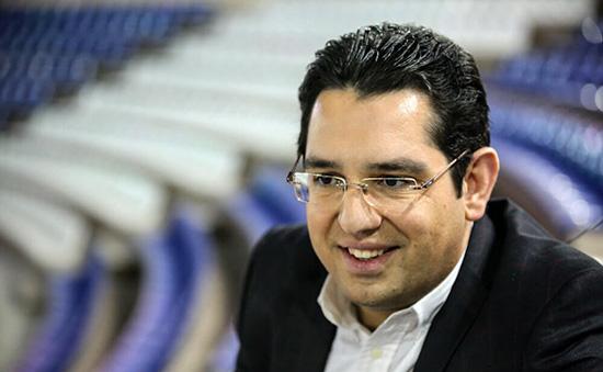 گفتگو با محمدرضا احمدی