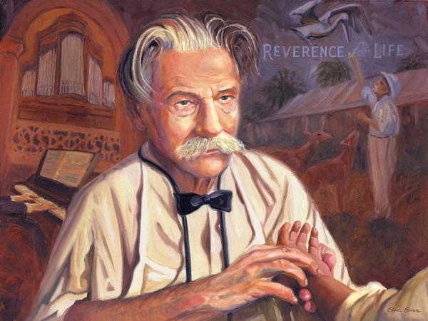 زندگینامه آلبرت شوایتزر پزشک
