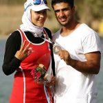 گفت گو با «مهسا جاور» و «محسن محمدسیفی» ، زوج ورزشکار