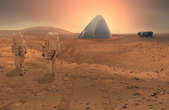 داوطلب ایرانی سفر به مریخ